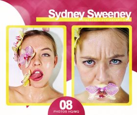 Sydney Sweeney Photoshop Brushes