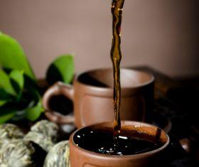 Tea ceremony Stock Photo 01