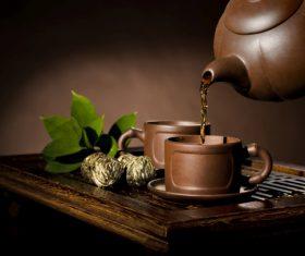 Tea ceremony Stock Photo 02