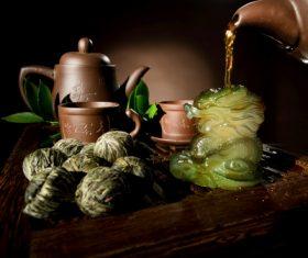 Tea ceremony Stock Photo 03