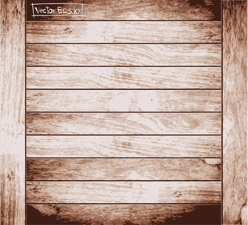 Vintage wooden texture background design vector 03