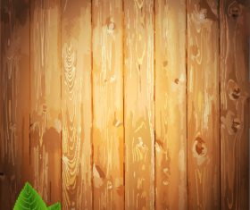 Vintage wooden texture background design vector 04