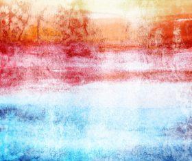 Watercolor Textures Stock Photo 03