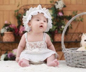 cute baby Stock Photo 05