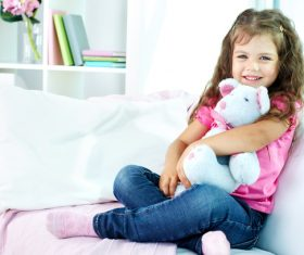 wonderful childhood Stock Photo 04