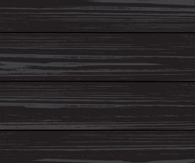 Black wood texture background design vector 01