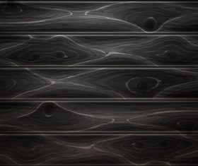 Black wood texture background design vector 03