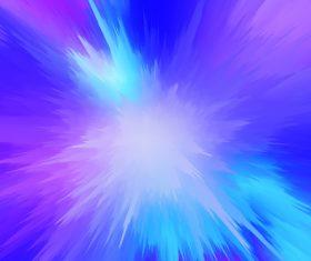 Blue splash background Stock Photo