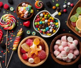 Candies Stock Photo 04
