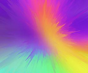 Colorful splash background Stock Photo 01