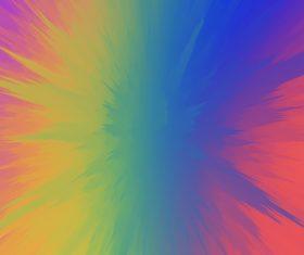 Colorful splash background Stock Photo 03
