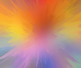 Colorful splash background Stock Photo 05