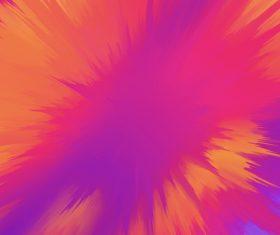 Colorful splash background Stock Photo 08