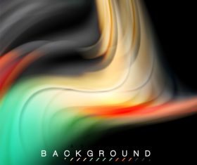 Dark abstract backgrounds design vector material 08