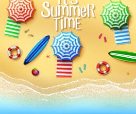Hello Summer – Vector graphics 06
