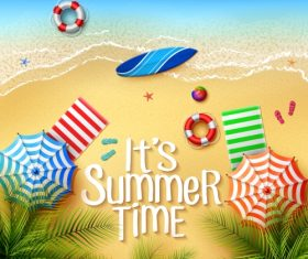 Hello Summer – Vector graphics 07