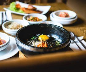 Korean diet Stock Photo 02