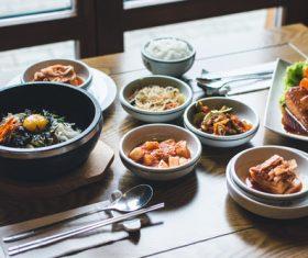 Korean diet Stock Photo 03