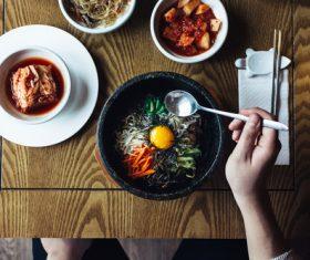 Korean diet Stock Photo 05