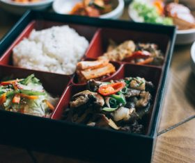 Korean diet Stock Photo 08
