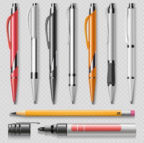 Pen design vector illustration