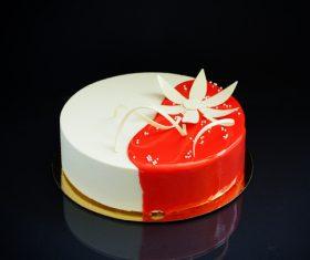 Pretty Art cake Stock Photo 01