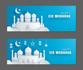 Ramadan big sale banner design vector 07