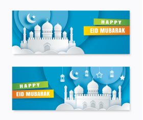 Ramadan big sale banner design vector 11