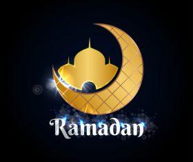 Ramadan logo design vectors 01