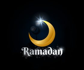 Ramadan logo design vectors 02