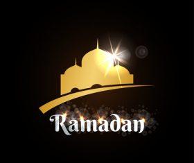 Ramadan logo design vectors 05