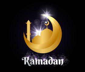 Ramadan logo design vectors 06