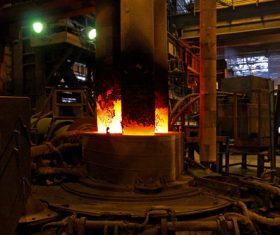 Smelter Stock Photo 02