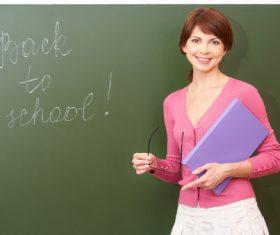 Teacher Stock Photo 04