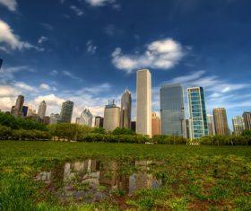 Urban Landscape Stock Photo 07