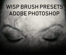 Wisp Photoshop Brushes