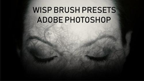wisp photoshop brushes free download. Black Bedroom Furniture Sets. Home Design Ideas