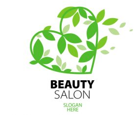 beauty salon logos design vector 03