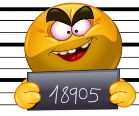burglar emoji vector 02