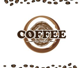 coffee logo design creative vector 10