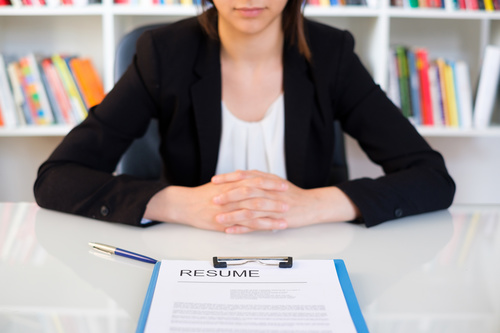job interview Stock Photo 01