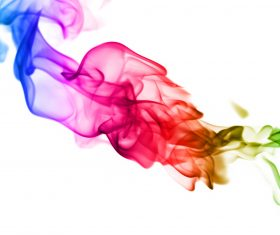 Abstract colored flame Stock Photo 01