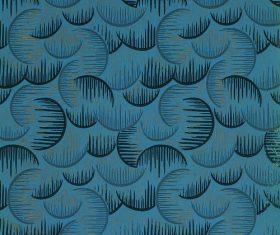 Black Embossed pattern Stock Photo 02
