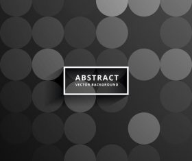 Black abstract modern backgrouns vector 02