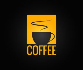 Creative coffee logo design vectors 02