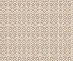 Cricles lines seamless pattern vector 05