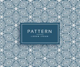 Elegant pattern template design vector 07