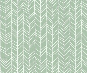 Hand drawn lines seamless pattern vector material 01