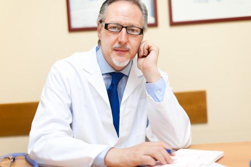 Medical professor Stock Photo 01