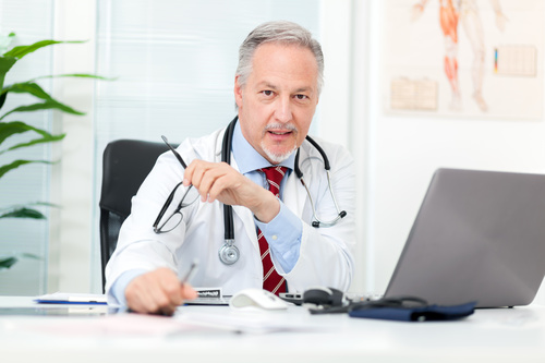 Medical professor Stock Photo 04